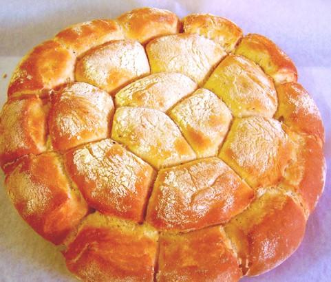 Hartweizen-brötchen Bäckerei Burgauner