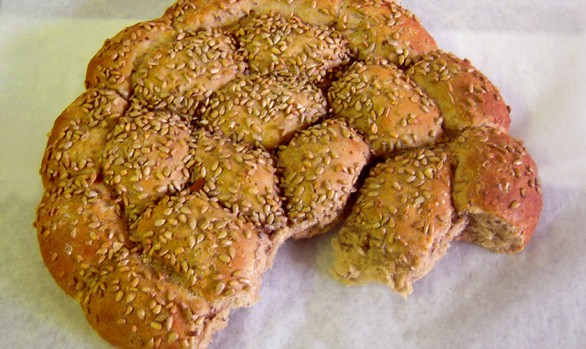 Kelten-Brötchen Bäckerei Burgauner