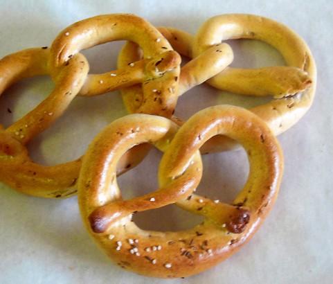 Fastenbrezen Bäckerei Burgauner