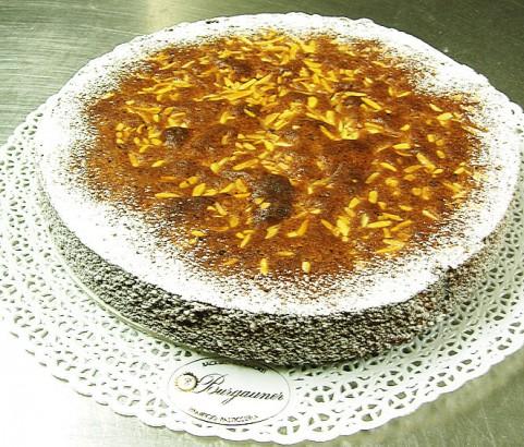 Himbeer-Mandel-Torte