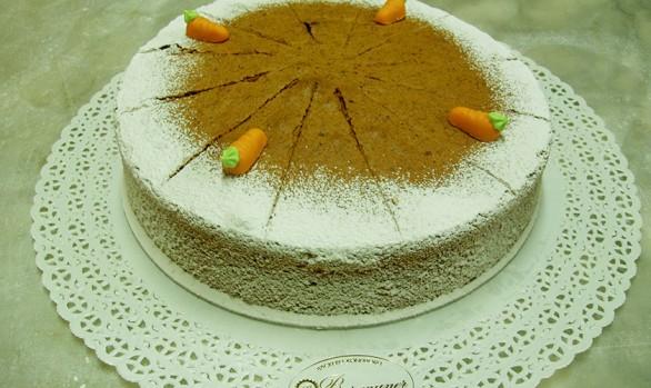 Karotten Kuchen