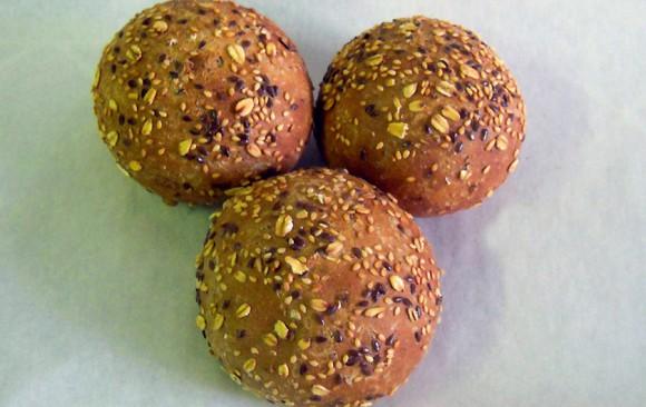 Kraftkorn-Malzbrötchen Bäckerei Burgauner